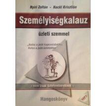 Nyíri Zoltán - Hackl Krisztián: Személyiségkalauz üzleti szemmel - Hangoskönyv (MP3)