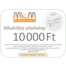 Vásárlási utalvány 10000 Ft