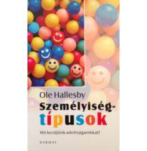 Olle Hallesby: Személyiségtípusok - Mit kezdjünk adottságainkkal?