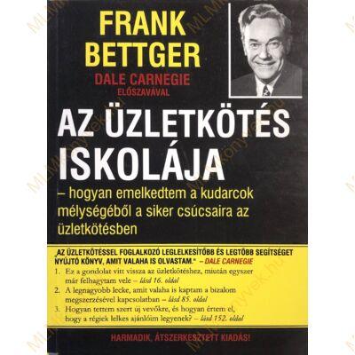 Frank Bettger: Az üzletkötés iskolája