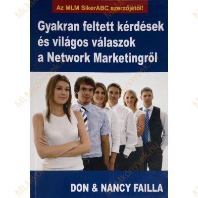 Don & Nancy Failla: Gyakran feltett kérdések és világos válaszok a Network Marketingről