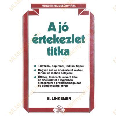 B. Linkemer: A jó értekezlet titka