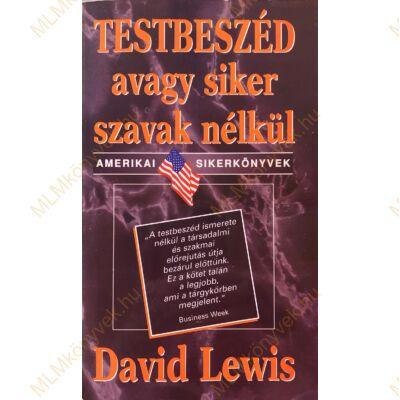David Lewis: Testbeszéd avagy siker szavak nélkül