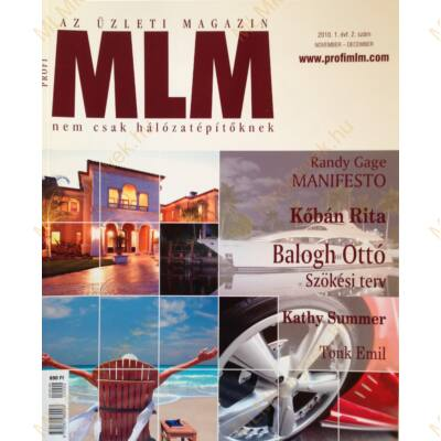 Profi MLM magazin 2010. 1. évf. 2. szám