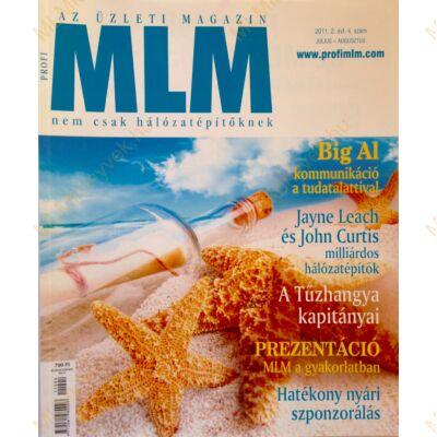 Profi MLM magazin 2011. 2. évf. 4. szám