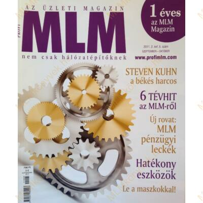 Profi MLM magazin 2011. 2. évf. 5. szám