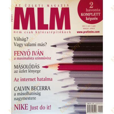 Profi MLM magazin 2012. 3. évf. 2. szám