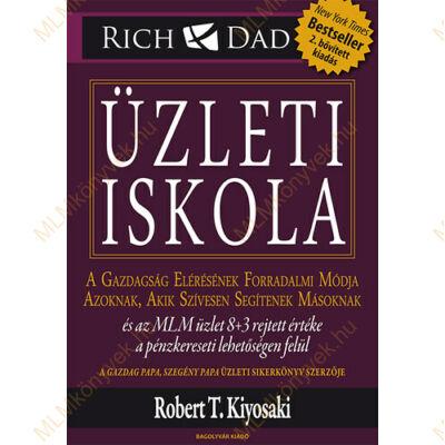 Robert T. Kiyosaki: Üzleti iskola