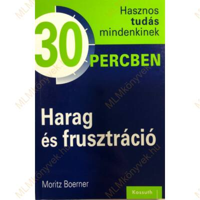 Moritz Boerner: Harag és frusztráció - 30 percben