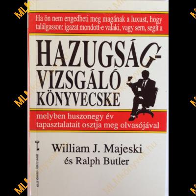 W. J. Majeski és R. Butler: Hazugságvizsgáló könyvecske