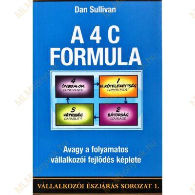 Dan Sullivan: A 4 C Formula