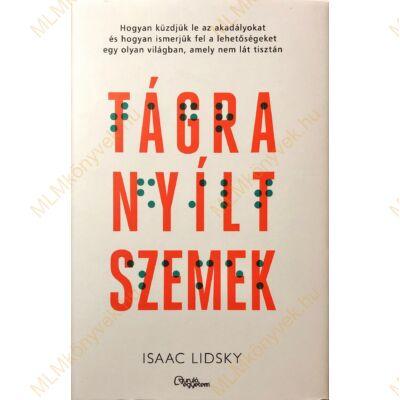 Isaac Lidsky: Tágra nyílt szemek