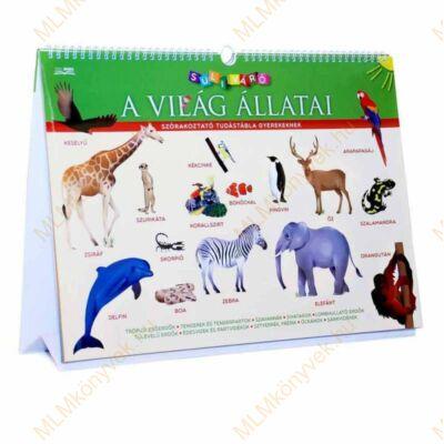 Dibás Gabriella, Lichtenstein Csilla: A világ állatai