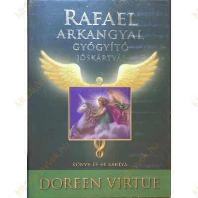 Dr. Doreen Virtue: Rafael arkangyal gyógyító jóskártyái