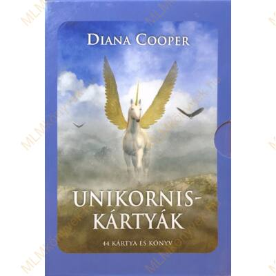 Diana Cooper: Unikorniskártyák