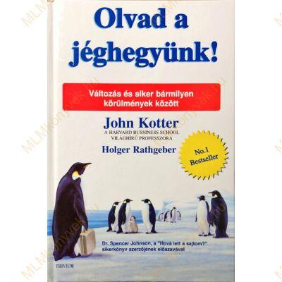 John Kotter: Olvad a jéghegyünk!
