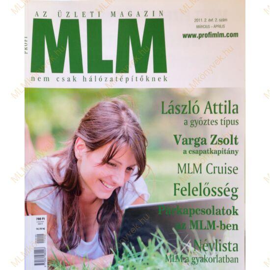 Profi MLM magazin 2011. 2. évf. 2. szám