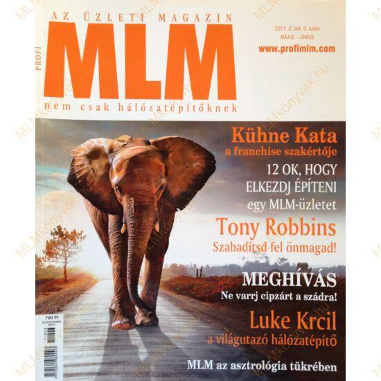Profi MLM magazin 2011. 2. évf. 3. szám