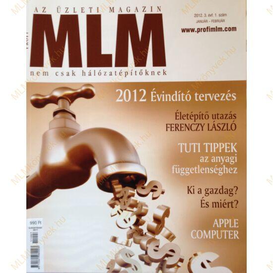 Profi MLM magazin 2012. 3. évf. 1. szám