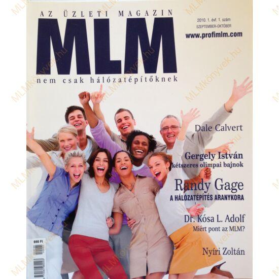 Profi MLM magazin 2010. 1. évf. 1. szám