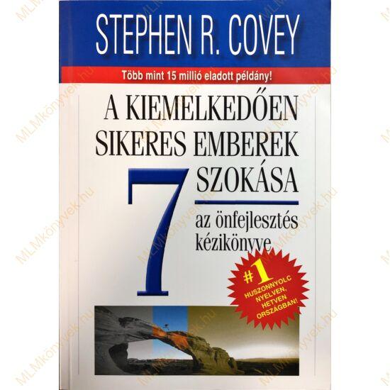 Stephen R. Covey: A kiemelkedően sikeres emberek 7 szokása
