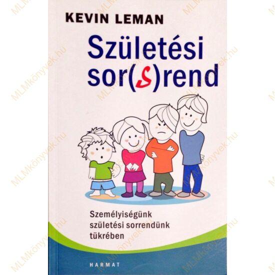 Kevin Leman: Születési sor(s)rend