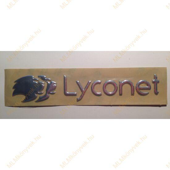 """""""Lyconet"""" Pidflex (3D-s matrica) ezüst"""