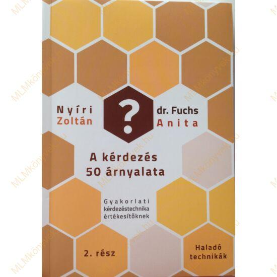 Nyíri Zoltán, dr. Fuchs Anita: A kérdezés 50 árnyalata - 2. rész: Haladó technikák