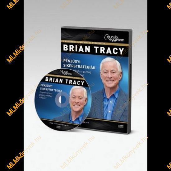 Brian Tracy: Pénzügyi sikerstratégiák - Hanganyag