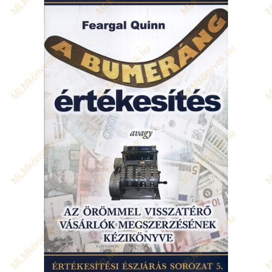 Feargal Quinn: A bumeráng értékesítés